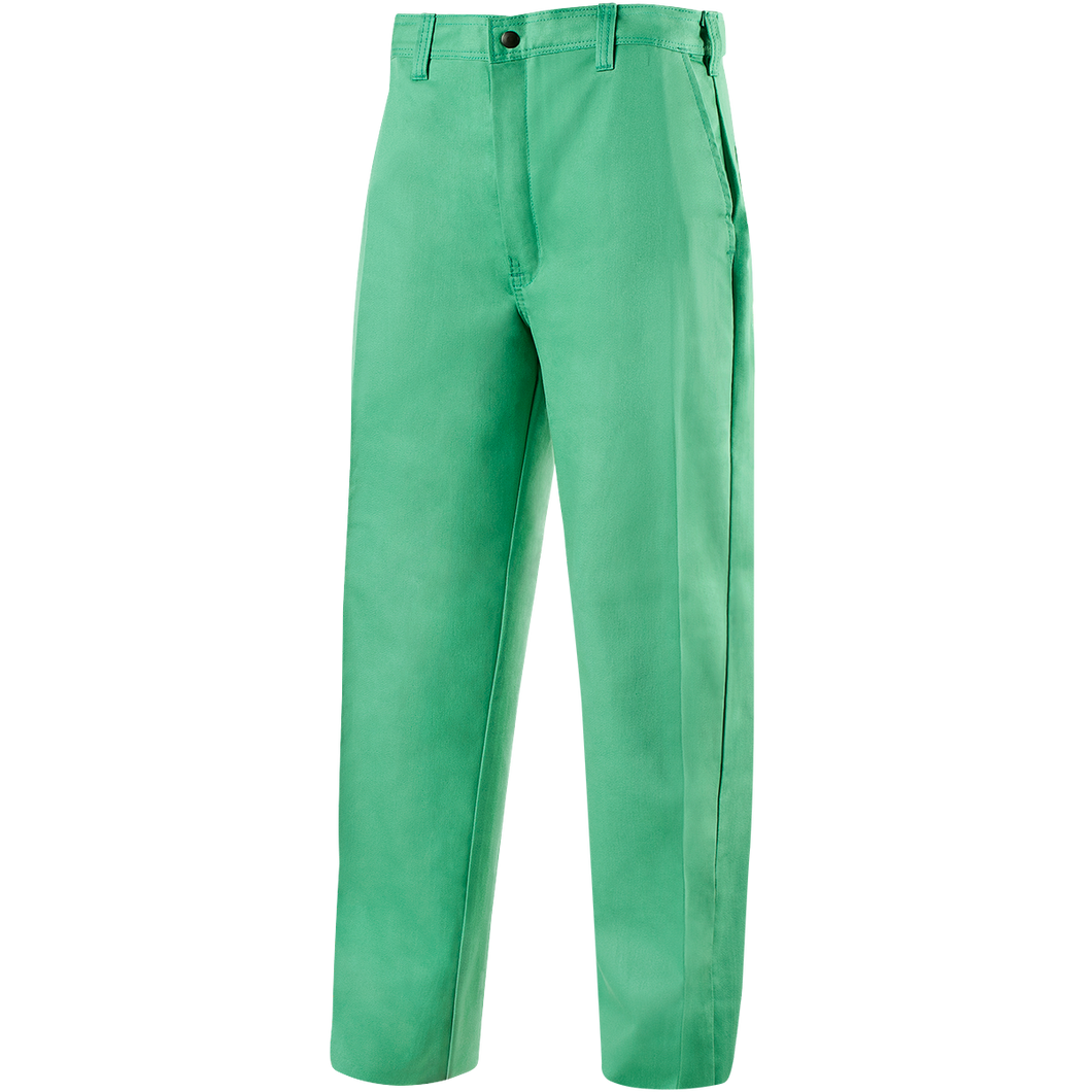 Pants, Weldlite, 9 oz. Green, FR