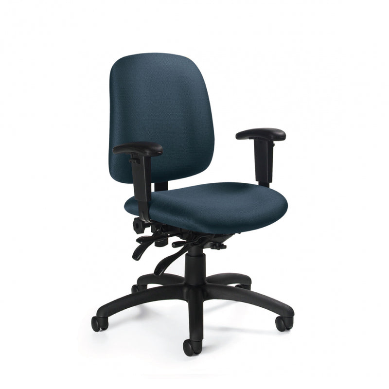 Goal Low Back Multi-Tilter Chair - Kainosbuy.com