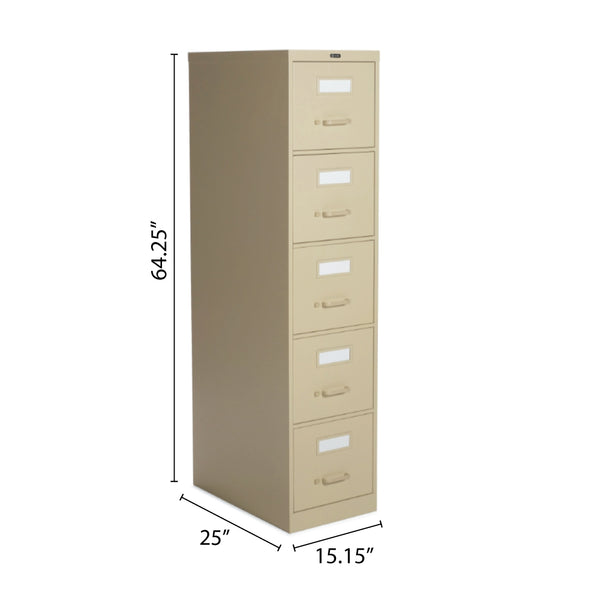 Letter / 5 Drawer Vertical File - Kainosbuy.com