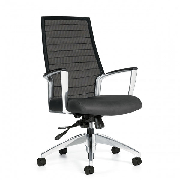 Accord Mesh High Back Tilter Chair - Kainosbuy.com
