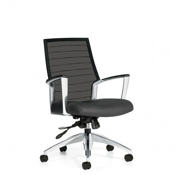 Accord Mesh Medium Back Tilter Chair - Kainosbuy.com