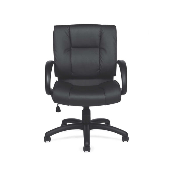 G2701 Mid Back Luxhide Executive Chair - Kainosbuy.com