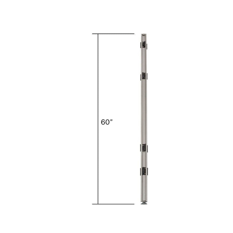 Office Partition L-Post Connector - Kainosbuy.com