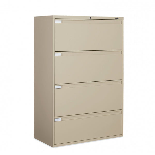 "4 Drawer Lateral File (36""W) - Kainosbuy.com"