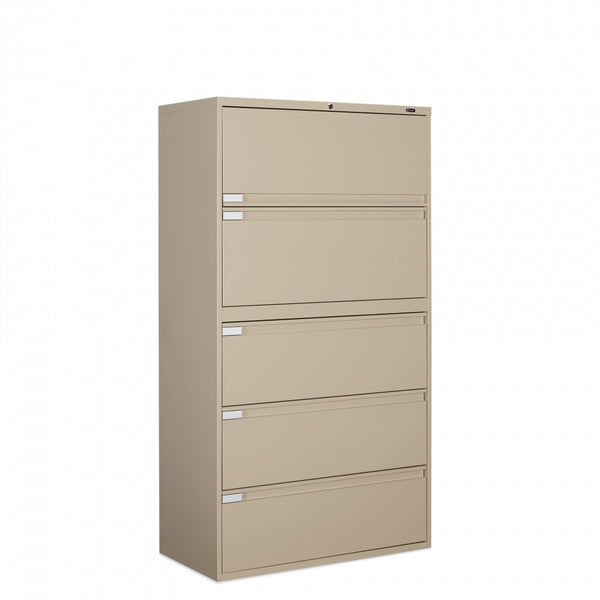 "5 Drawer Lateral File (36""W) - Kainosbuy.com"