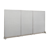 GOF Freestanding Office Partition<BR>132W x 72H - Kainosbuy.com