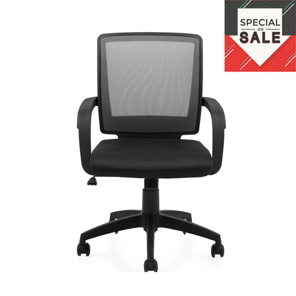 G10900B Mesh Back Managers Chair - Kainosbuy.com