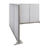GOF Office L-Shaped Partition 108d x 108w x 72H - Kainosbuy.com