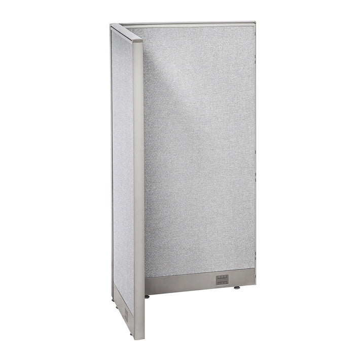 GOF Office L-Shaped Partition 30D x 30W x 60H - Kainosbuy.com