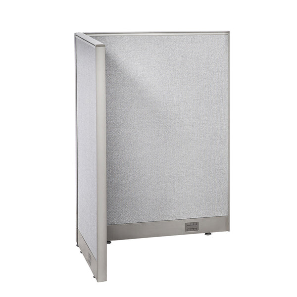 GOF Office L-Shaped Partition 30D x 36w x 48H - Kainosbuy.com