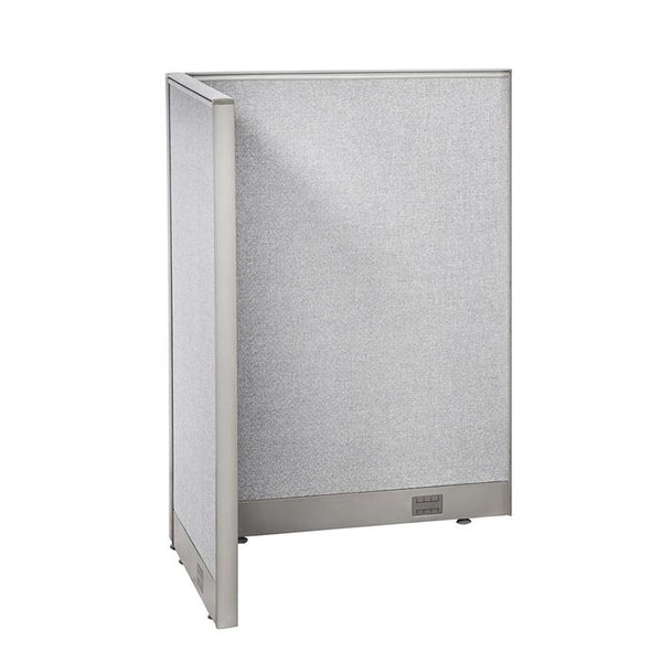 GOF Office L-Shaped Partition 30D x 30W x 48H - Kainosbuy.com