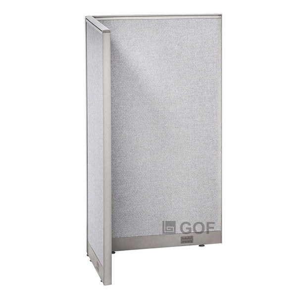GOF Office L-Shaped Partition 30D x 36w x 72H - Kainosbuy.com