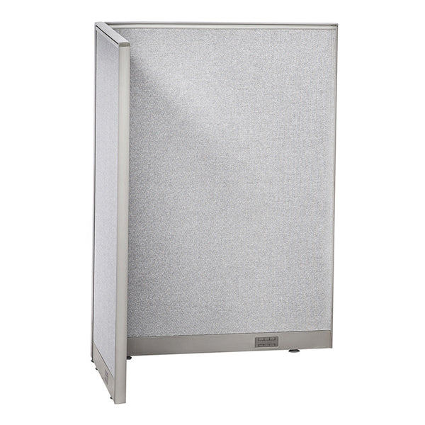GOF Office L-Shaped Partition 30D x 48w x 72H - Kainosbuy.com