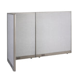 GOF Office L-Shaped Partition 30D x 78w x 60H - Kainosbuy.com