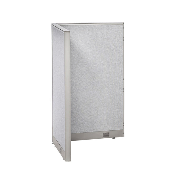 GOF Office L-Shaped Partition 36d x 36w x 60H - Kainosbuy.com