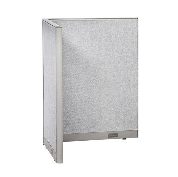 GOF Office L-Shaped Partition 36d x 48w x 60H - Kainosbuy.com