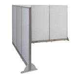 GOF Office L-Shaped Partition 90d x 108w x 72H - Kainosbuy.com