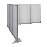 GOF Office L-Shaped Partition 90d x 144w x 72H - Kainosbuy.com