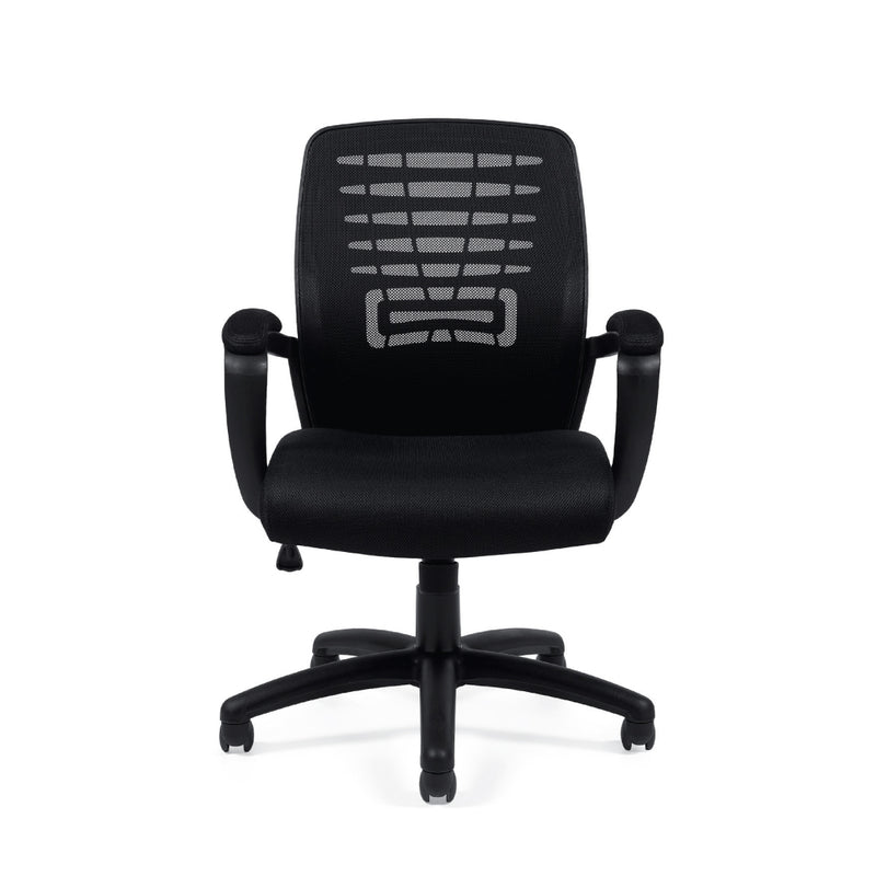 G11750B Mesh High Back Managers Chair - Kainosbuy.com