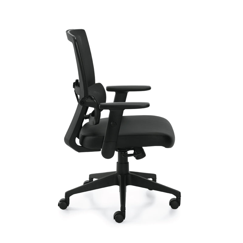 G12110B Luxhide High Back Managerial Chair - Kainosbuy.com