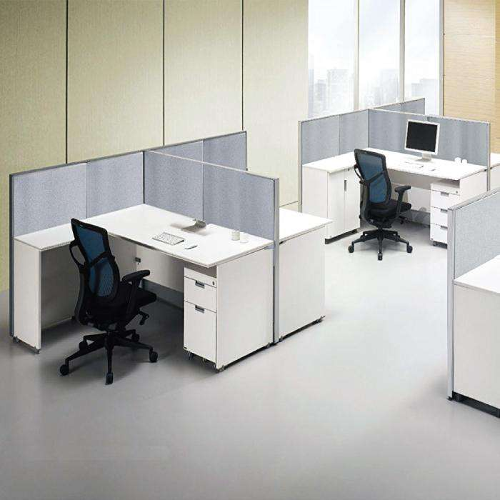 GOF Office T-Shaped Partition 36D x 204W x 48H - Kainosbuy.com