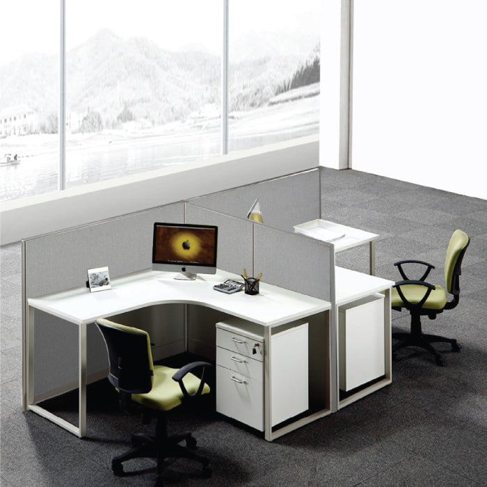 GOF Office T-Shaped Partition 36D x 252W x 60H - Kainosbuy.com