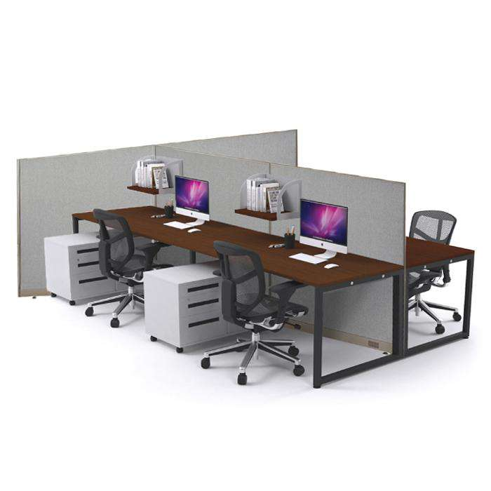 GOF Office T-Shaped Partition 60D x 96W x 72H - Kainosbuy.com