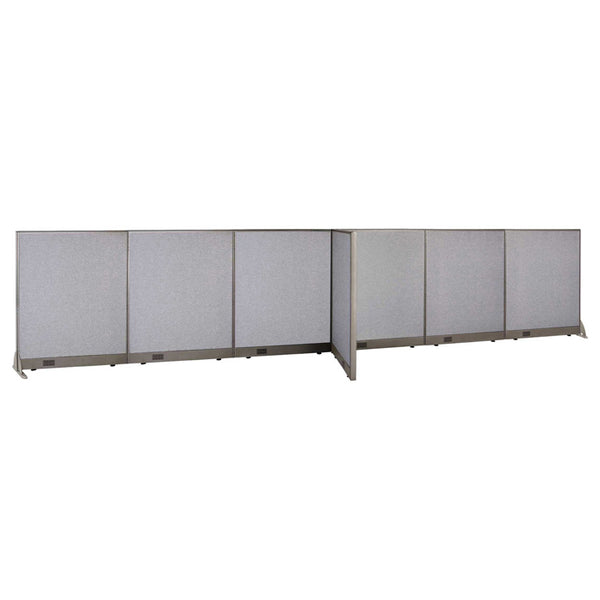 GOF Office T-Shaped Partition 30D x 216W x 48H - Kainosbuy.com