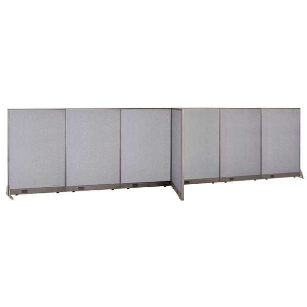 GOF Office T-Shaped Partition 30D x 216W x 60H - Kainosbuy.com