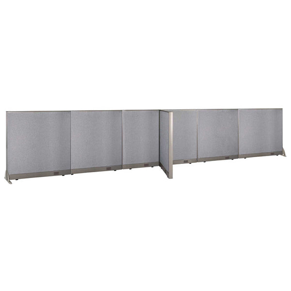 GOF Office T-Shaped Partition 30D x 228W x 48H - Kainosbuy.com
