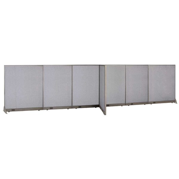 GOF Office T-Shaped Partition 30D x 240W x 60H - Kainosbuy.com