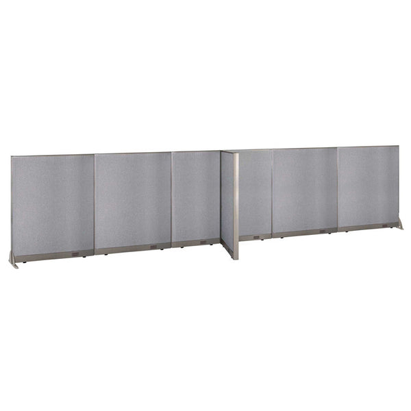 GOF Office T-Shaped Partition 30D x 252W x 60H - Kainosbuy.com