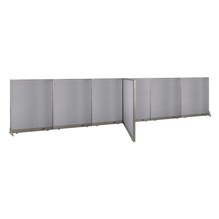 GOF Office T-Shaped Partition 48D x 264W x 60H - Kainosbuy.com