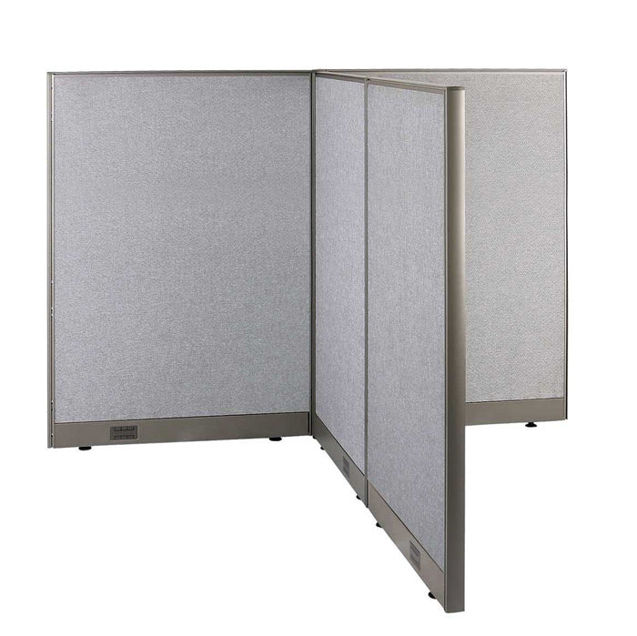 GOF Office T-Shaped Partition 60D x 72W x 60H - Kainosbuy.com