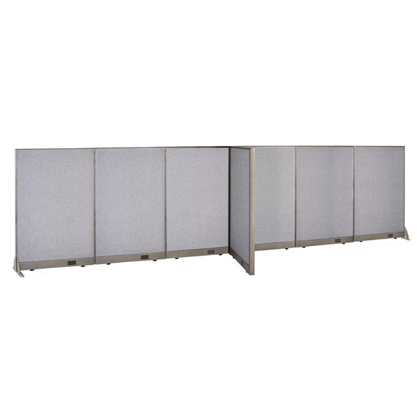GOF Office T-Shaped Partition 30D x 180W x 60H - Kainosbuy.com