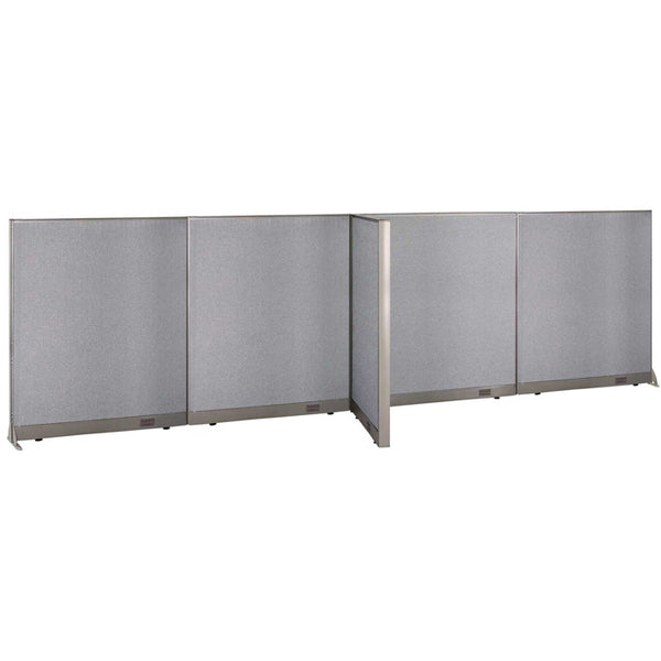 GOF Office T-Shaped Partition 30D x 192W x 60H - Kainosbuy.com