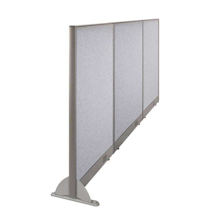 GOF Wallmounted Office Partition<br>102W x 48H - Kainosbuy.com