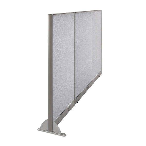 GOF Wallmounted Office Partition<br>102W x 72H - Kainosbuy.com