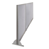 GOF Wallmounted Office Partition<BR>126W x 48H - Kainosbuy.com