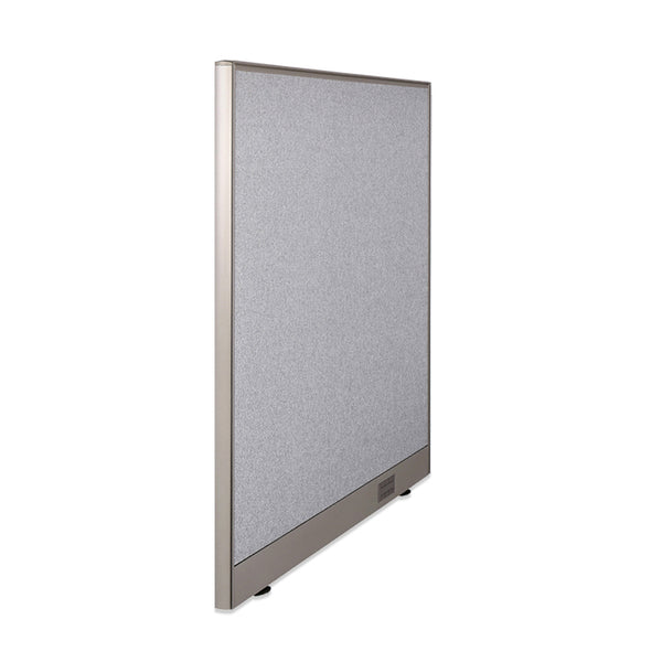 GOF Wallmounted Office Partition<BR>36W x 60H - Kainosbuy.com
