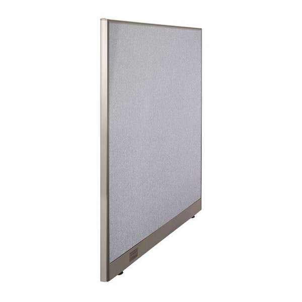 GOF Wallmounted Office Partition<BR>48W x 48H - Kainosbuy.com