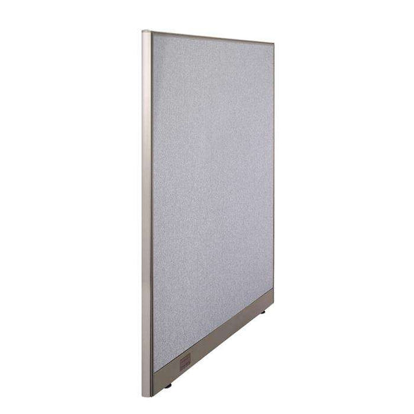 GOF Wallmounted Office Partition<BR>48W x 60H - Kainosbuy.com