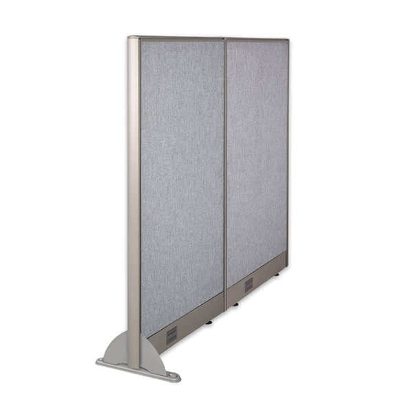 GOF Wallmounted Office Partition<BR>60W x 48H - Kainosbuy.com