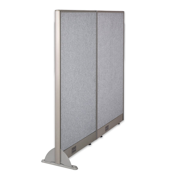 GOF Wallmounted Office Partition<BR>60W x 60H - Kainosbuy.com