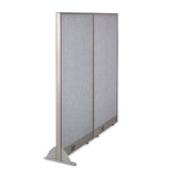 GOF Wallmounted Office Partition<BR>60W x 72H - Kainosbuy.com