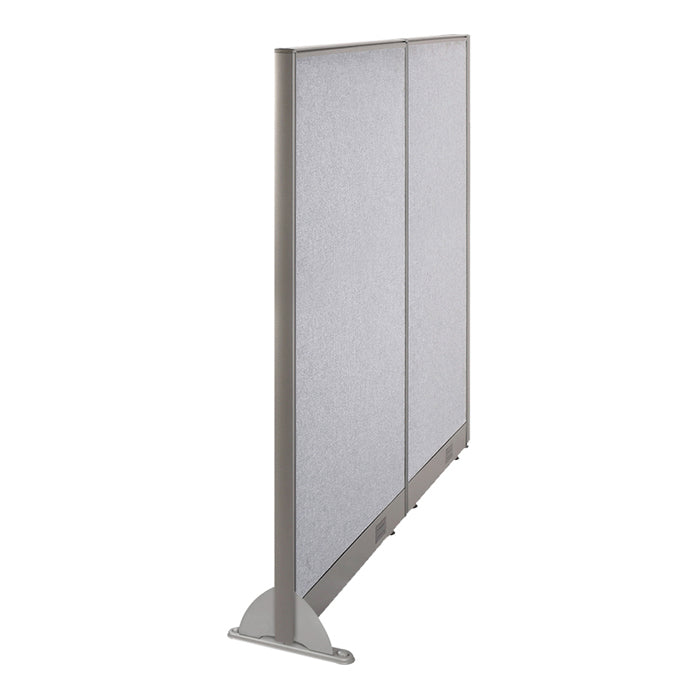 GOF Wallmounted Office Partition<BR>66W x 72H - Kainosbuy.com