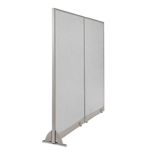 GOF Wallmounted Office Partition<BR>72W x 72H - Kainosbuy.com