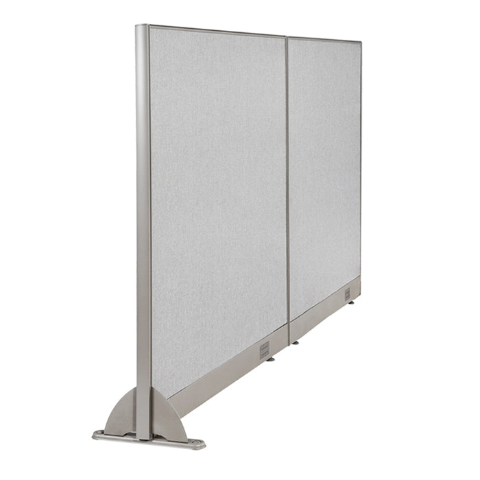 GOF Wallmounted Office Partition<BR>78W x 48H - Kainosbuy.com