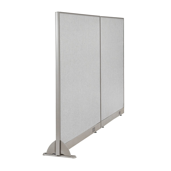 GOF Wallmounted Office Partition<BR>78W x 60H - Kainosbuy.com