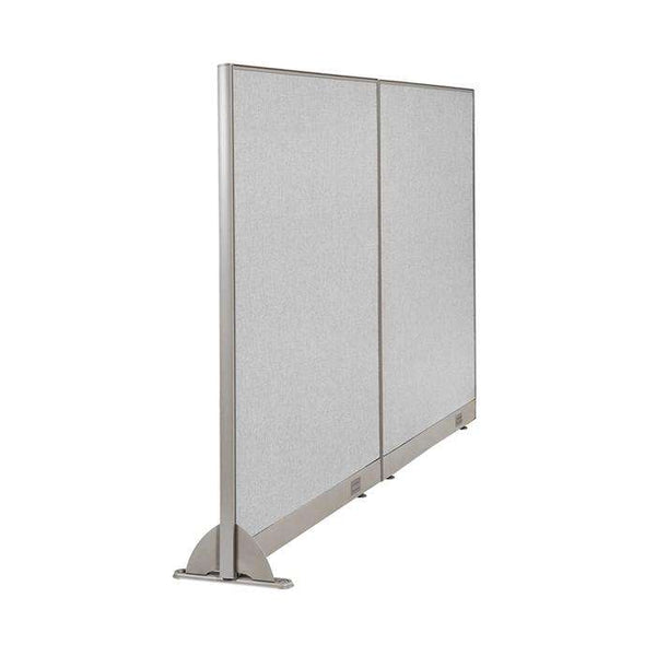 GOF Wallmounted Office Partition<BR>84W x 60H - Kainosbuy.com